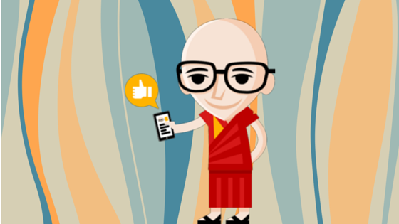 The Social Media Lama and Your Brand of Thankfulness