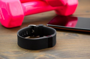 Review of Fitbit, Cynthia Bacon, Fitbit Charge HR, fitness tracker, wearablogger, wearable technology,