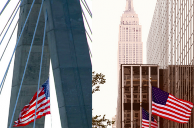 new-york-city-with-flag